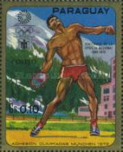 [Olympic Games - Munich, Germany (1972), Typ ALB]