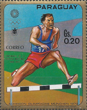 [Olympic Games - Munich, Germany (1972), Typ ALD]