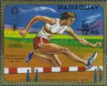 [Airmail - Olympic Games - Munich, Germany (1972), Typ ALI]