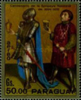 [Airmail - Knights Paintings, Typ APW]
