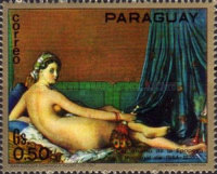 [Women Paintings from the Louvre, Typ AQD]