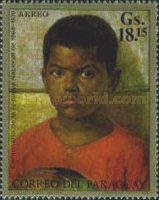 [Airmail - Paintings of Italian Masters and Paintings of the National Museum of Asuncion, Typ AQT]