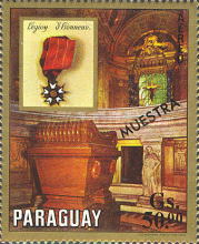 [Airmail - The 150th Anniversary of the Death of Napoleon I, 1769-1821, Typ ASR]