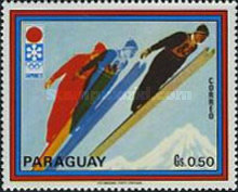 [Winter Olympic Games - Sapporo, Japan, type ATW]