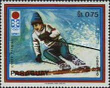 [Winter Olympic Games - Sapporo, Japan, type ATX]