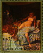[Paintings from the Museum of Asuncion, тип AVN]