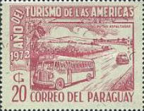[Airmail - Tourist Year of the Americans, type AVY]