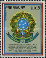 [Visit of the Presidents of Argentina, Bolivia and Brazil in Paraguay, type AWD]