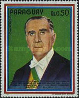 [Visit of the Presidents of Argentina, Bolivia and Brazil in Paraguay, type AWH]