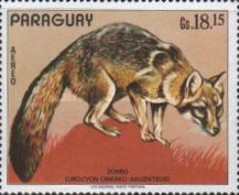 [Airmail - South American Fauna, type AXF]