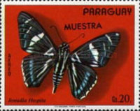 [Airmail - South American Butterflies, Typ AYD]