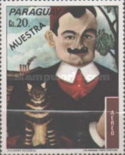 [Airmail - Cats, Typ AYU]