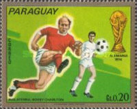 [Football World Cup -  West Germany 1974, Typ AZM]