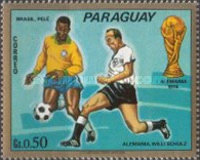 [Football World Cup -  West Germany 1974, Typ AZP]