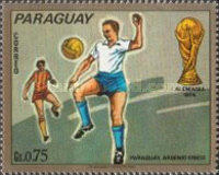 [Football World Cup -  West Germany 1974, Typ AZQ]