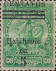 [Official Stamps Surcharged, type BJ5]