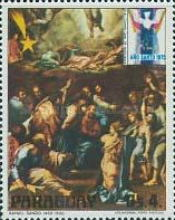 [Airmail - Christmas - Holy Year - Paintings, Typ BKN]