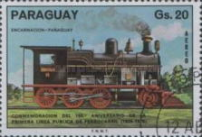 [Airmail - The 150th Anniversary of Opening of the First Public Railway Line, the Stockton-Darlington (England), Typ BLM]