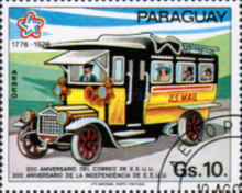 [Airmail - The 200th Anniversary of American Post, Typ BMY]