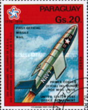 [Airmail - The 200th Anniversary of American Post, Typ BNA]