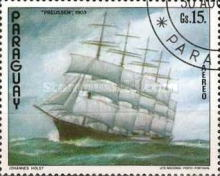 [Airmail - Ship Paintings, Typ BNT]