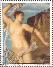 [The 500th Anniversary of the Birth of Titian, 1488-1576, Typ BPE]
