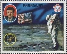 [The 200th Anniversary of the Independence of the United States of America - Space Travel, Typ BPW]