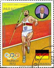 [Airmail - History of the Olympic Games - Gold and Silver Medal Winners, Typ BQN]