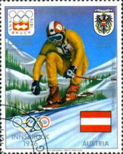 [Airmail - History of the Olympic Games - Gold and Silver Medal Winners, Typ BQP]