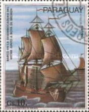 [Airmail - German Ship Paintings, Typ BSG]