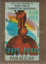 [Football World Cup - Argentina 1978, Typ BSZ]