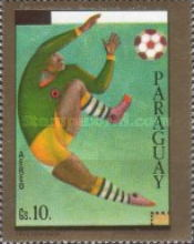 [Airmail - Football World Cup - Argentina 1978, Typ BTC]