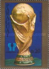 [Airmail - Football World Cup - Argentina 1978, Typ BTE]