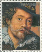 [The 400th Anniversary of the Birth of Peter Paul Rubens, 1577-1640, Typ BTR]
