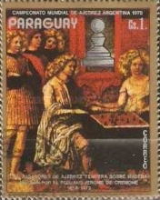 [Chess Olympiad, Buenos Aires - Paintings, Typ BUB]