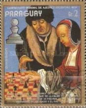 [Chess Olympiad, Buenos Aires - Paintings, Typ BUC]