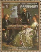 [Chess Olympiad, Buenos Aires - Paintings, Typ BUF]