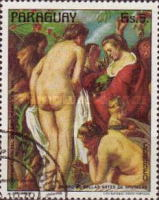 [The 300th Anniversary of the Death of Jacob Jordaens, 1593-1678, Typ BUM]
