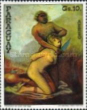 [Airmail - The 150th Anniversary of the Death of Francisco de Goya, 1746-1828, Typ BVN]
