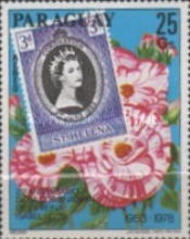 [Airmail - The 25th Anniversary of the Coronation of Queen Elizabeth II, Typ BXE]