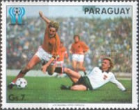 [Scenes of the Play in the Football World Cup - Argentina (1978), Typ BYZ]
