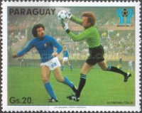 [Scenes of the Play in the Football World Cup - Argentina (1978), Typ BZB]
