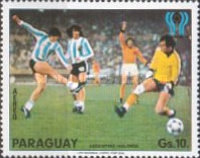 [Airmail - Scenes of the Play in the Football World Cup - Argentina (1978), Typ BZC]
