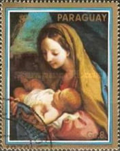 [Christmas and Madonna Paintings from the Museum of Art History, Vienna, Typ BZK]