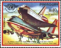 [Airmail - History of Aviation - The 35th Anniversary of International Civil Aviation Organization (ICAO), Typ BZX]