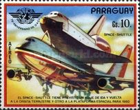 [Airmail - History of Aviation - The 35th Anniversary of International Civil Aviation Organization (ICAO), Typ BZY]