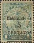[Previously Issued Stamps Surcharged, type CB2]