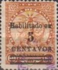 [Previously Issued Stamps Surcharged, type CB5]