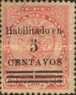 [Previously Issued Stamps Surcharged, Typ CB6]