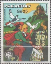 [Airmail - International Year of the Child - Grimm's Fairy Tale